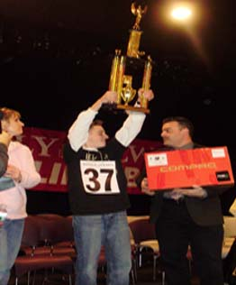 Brooklyn student is spelling bee champ