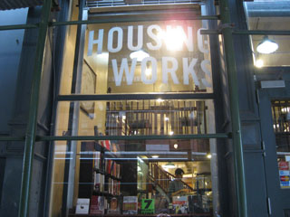 Housing Works is a nonprofit working with HIV/AIDS patients in New York City