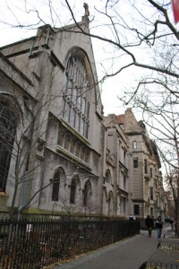 The Ideal School on the Upper West Side (photo by Alexandra DiPalma)