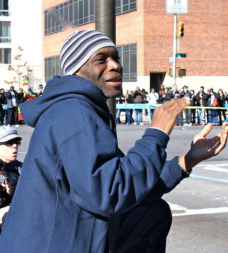 NYC Marathon: Harlem runner can't run