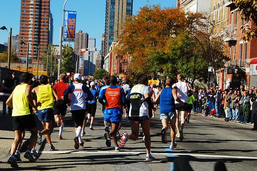 NYC Marathon: Inspired Long Island City