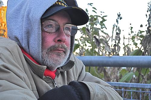 Homeless Vietnam veteran may get a home