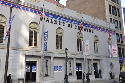 "Philadelphia Life: Walnut Street Theatre ""getting better with age"""