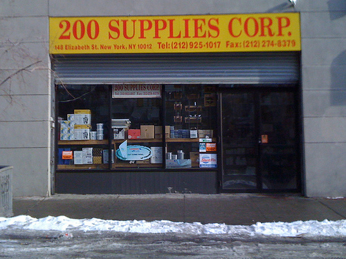 NYC Cold: Bad Weather brings big business to plumbing store