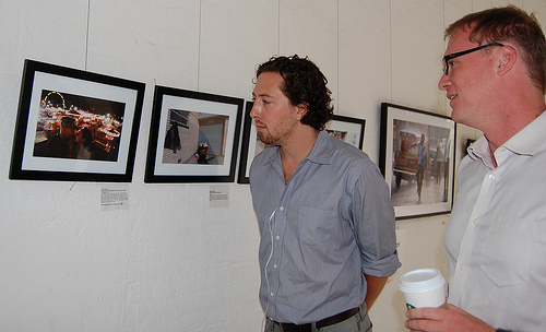 The art of photojournalism honored in NoHo