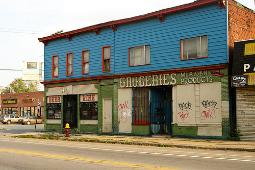 Rebuilding Detroit: Mexicantown's mom and pop stores struggle