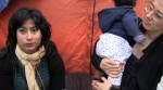 Some women at Occupy Wall Street struggle with security and being heard