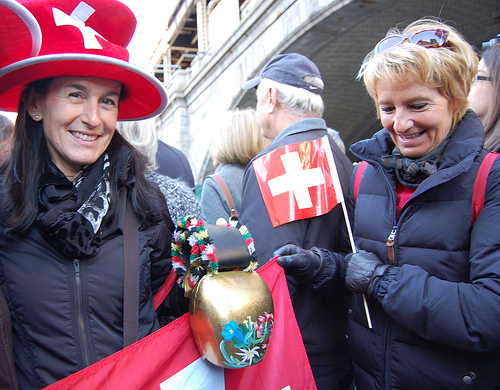NYC Marathon: Swiss spirit