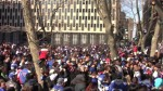 Giants Parade: Thousands of fans celebrate