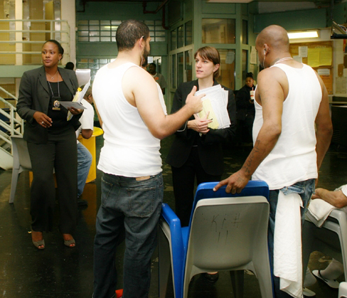 Felons disenfranchised in New York and other states, despite the law