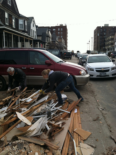 Rockaways homeowners in limbo waiting for homes to be razed or aid to fix them after Sandy
