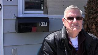 Oakwood Beach resident Bill Bye's home suffered massive damage from flooding during Hurricane Sandy, destroying all of his belongings including clothes, furniture, pictures and a brand new 42-inch TV. After 30 years in the beach community on Staten Island's eastern shore, Bye is moving out. He plans on participating in Gov. Andrew M. Cuomo's home buyout program that will give homeowners 100 percent of their home's pre-storm value. Photo by Timothy Weisberg.