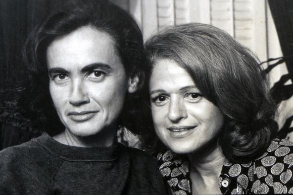 Thea Spyer and Edith Windsor, were together for 40 years before marrying in 2007.