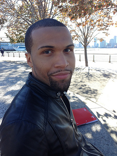 Brian Coley, 25 of Kingsbridge in the Bronx feels there is still  inequality faced by gay couples.