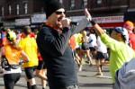 "NYC Marathon: ""Electrified"" show at Bay Ridge greets runners"