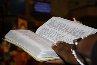 The Nigerian-American community has responded to the on-going killings of Christians in Northern Nigerian by turning to God and praying for an end to the violence. Photo by Kulsoom Khan
