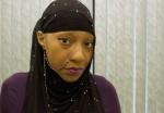 Muslim fashion designer Nailah Lymus. Photo by Zahra Ahmed