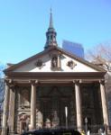 St Paul's Chapel ( Courtesy of wikipedia
