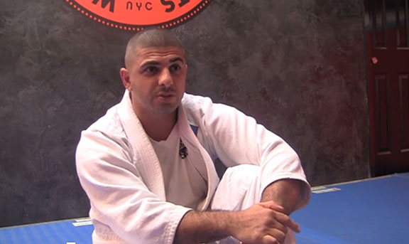 NY People: Roger Mamedov, MMA Academy owner and instructor