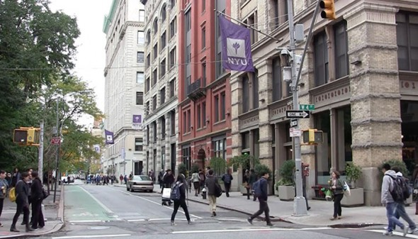 NYU's New Sexual Misconduct Policy