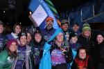 NYC Marathon: Gena  Wilson, cancer survivior crosses the finish line