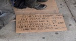 The homeless vote