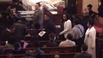 Mourners attend Akai Gurley's funeral