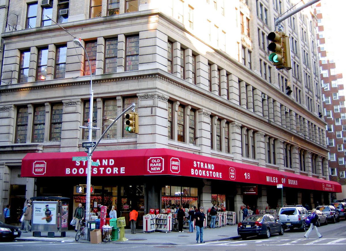 Voices  from Strand Bookstore