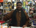 Charlie Shaw, owner of Cheap Charlie's, a variety store on Manhattan Ave. in Greenpoint. Photo by Neil Giardino.