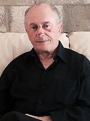 Allan Hall, 85, is a  Holocaust  survivor. Photo by Nicole Schubert