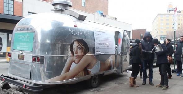 Pop Up Shops invade New York City