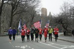 "Veterans and civilians ""Run as One"""
