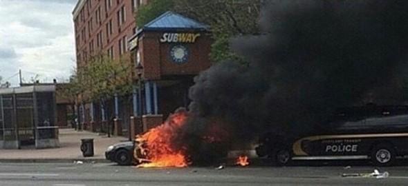 Backlash in Baltimore