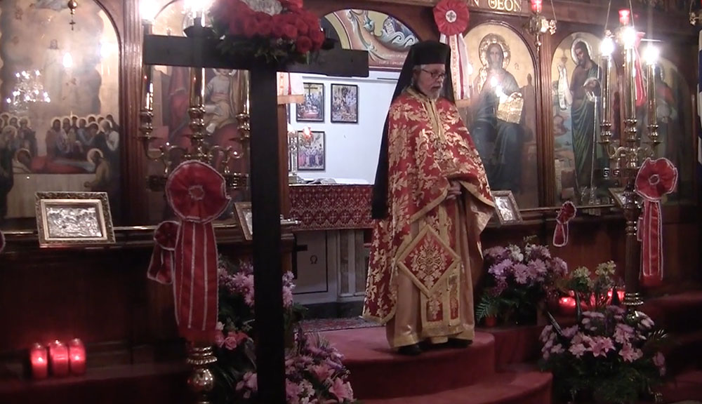 The rituals of Greek Orthodox Easter