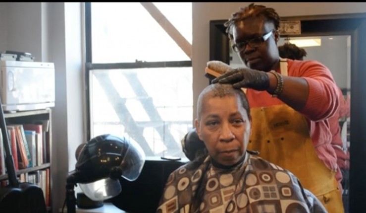 Lgbtq Barbershop Makes The Right Cuts Pavement Pieces
