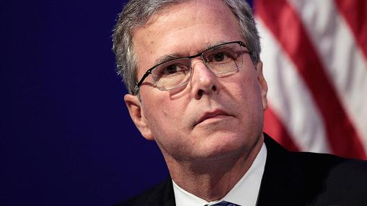 CNN GOP Debate: Jeb Bush fights back
