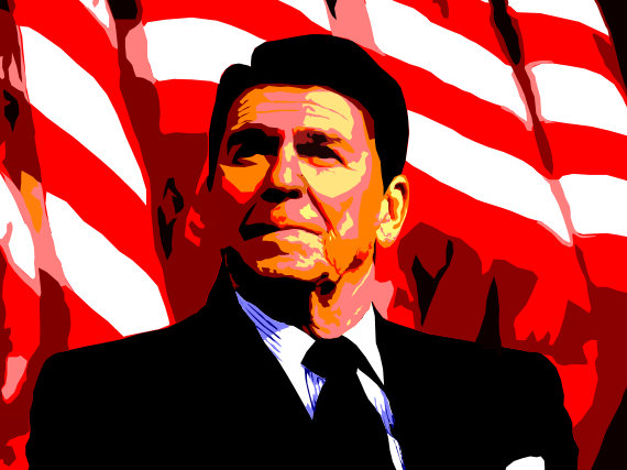 GOP CNN Debate: What Would Reagan Do?