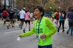 New York City Marathon: Harlem