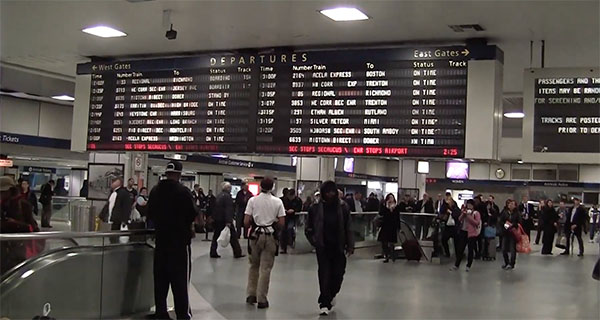 Amtrak riders not fazed after weekend crashes