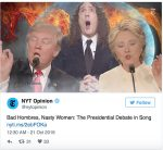 Twitter creates presidential debate comedy