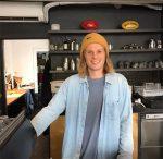 NY People: Luke Woodard, cafe owner