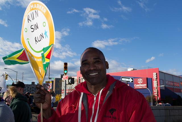 NYC Marathon: A Bronx Spectator