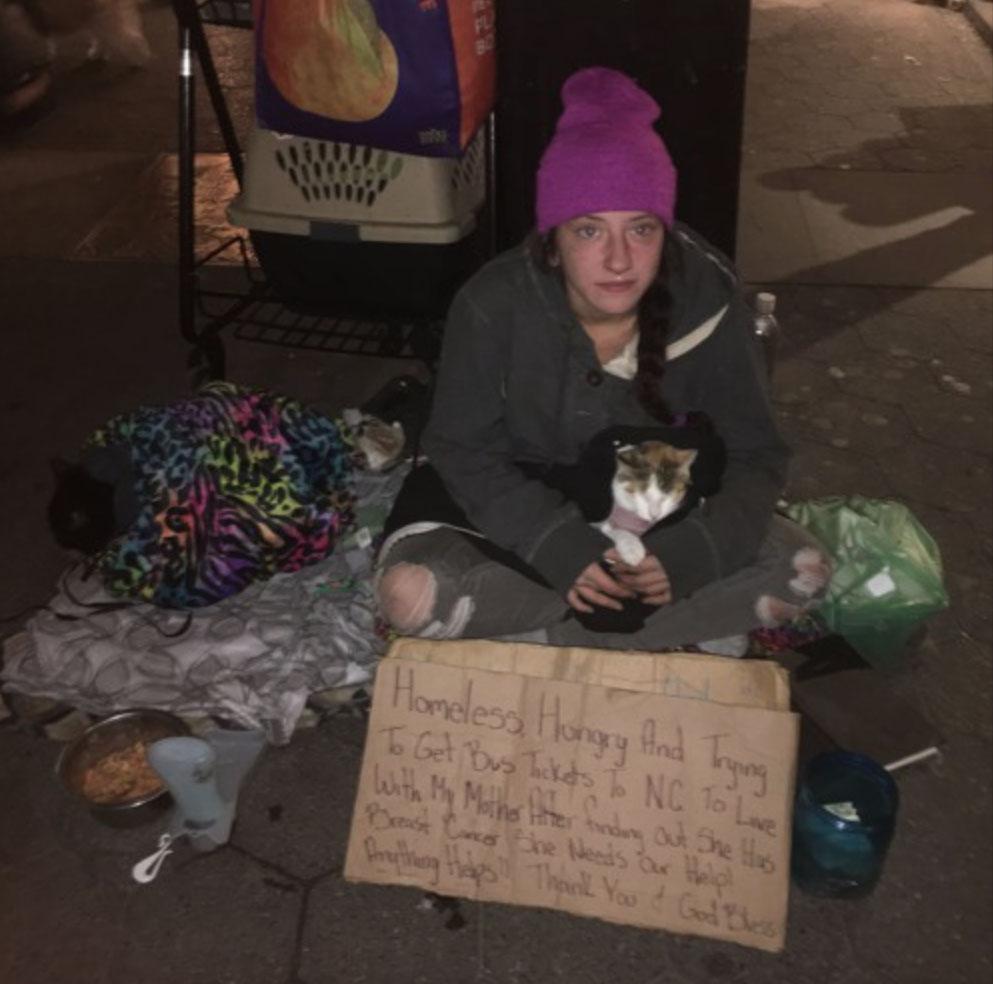 Homeless Holidays