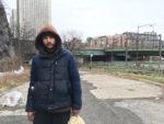 Homeless and drug addicted