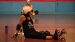 "At 57, Roller Derby's ""Duchess Down Lo"" Can Take The Hits"