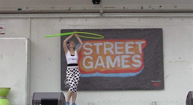 East Harlem's Street Games