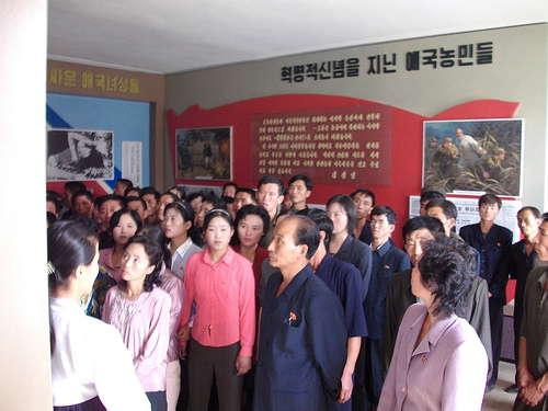Advocates for North Korean people worry about human rights violations