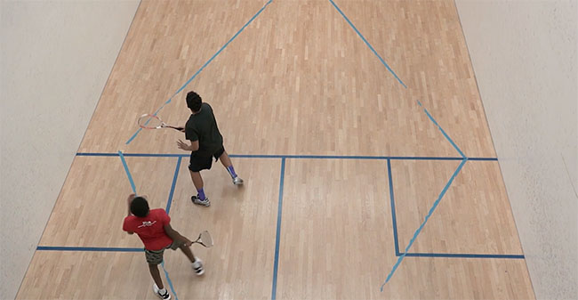 Street Squash After School Program Teaches More than a Game