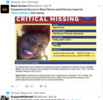 #MissingDCGirls exposes lack of attention on missing girls and women of color