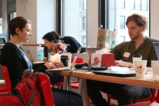 Abortion Access Hackathon offers crucial tech skills to providers and advocates